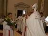 Zástupci vysvěcených děkují otci biskupovi, foto: P. Zuchnický