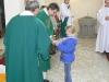 Přinášení darů bylo zaměřeno misjině...