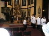Úvodní část bohoslužby Křížové cesty
