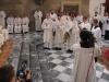Při slavnostní mši svaté byli vysvěceni čtyři jáhni