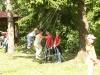 Pro děti je připravena nejen prolézačka, ale i houpačka a další zábava pod dohledem zodpovědného člena organizačního týmu...