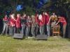 Předposledním dílkem programu FaraFestu 2007 je noční koncert velké scholy Skalice a po níž následuje závěrečná adorace v kostele..