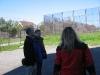 Prohlídka venkovního areálu saleziánského střediska mládeže v Havířově