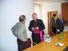 ... ale diskutovalo se i s otcem biskupem
