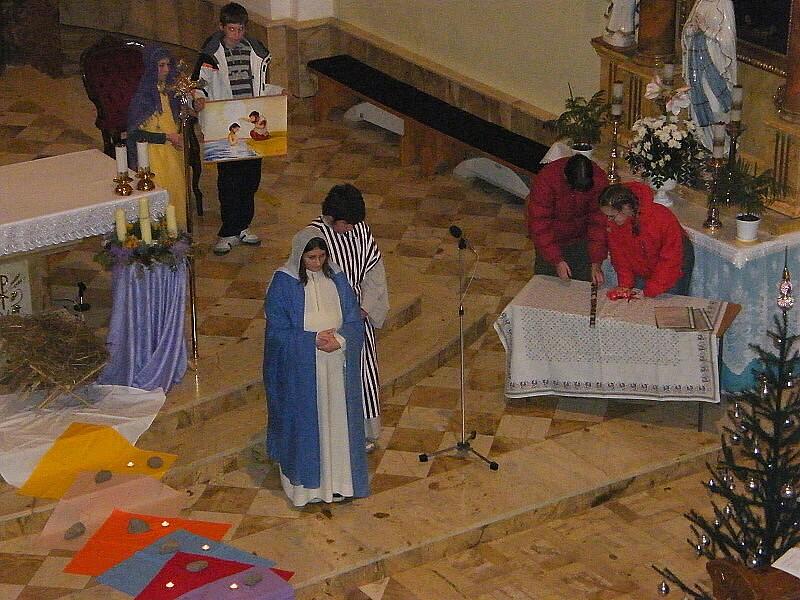 Panna Maria a sv. Josef...