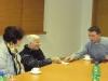 Milým hostem a zároveň i zpovědníkem byl P. Václav Filipec, spirituál pro trvalé jáhny ...