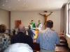 Mši sv. celebruje  P. Mgr. Pavel Moravec...