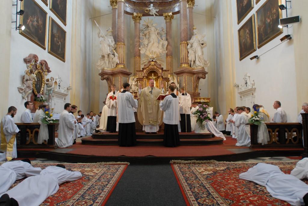 Modlitba po litaniích ke všem svatým