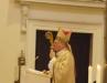 Otec biskup ve svém kázání povzbudil nejen kněze, ale i věřící
