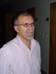 Glogar Antonín, Mgr.