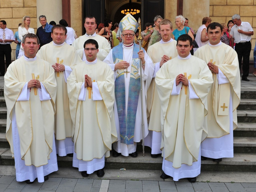 Kněžské svěcení 2012