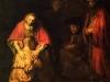 rembrandt-navrat-marnotratneho-syna-detail