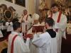 Předávání evangeliáře